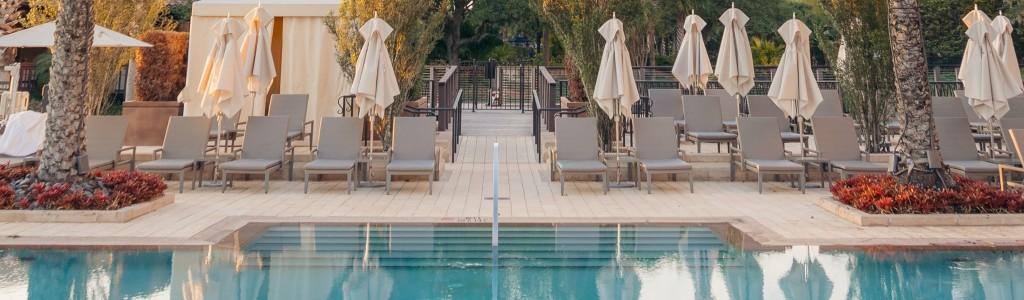 Generic Luxury Resort With Pool