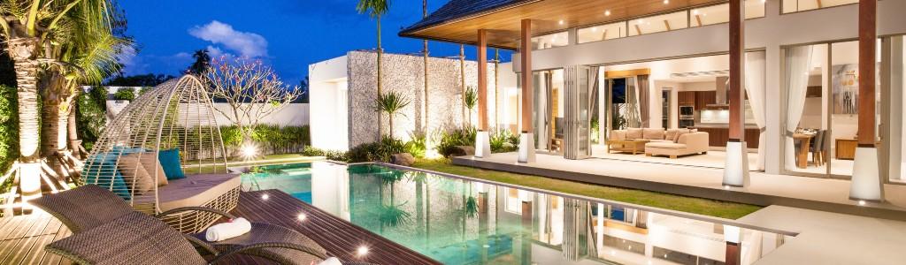 Luxury Resort With Pool